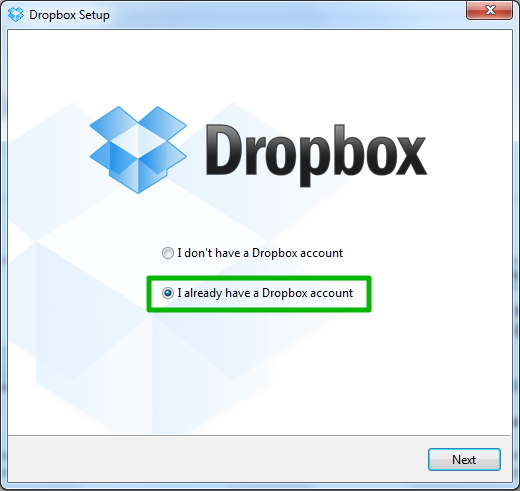 Облачный сервис: DropBox!