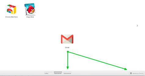 Приложения Google Chrome