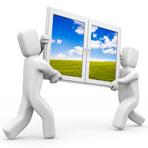 Как устроены окна в Windows 7
